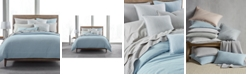 Hotel Collection CLOSEOUT! 525-Thread Count Yarn Dyed King Duvet Cover, Created for Macy's