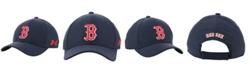 Under Armour Boys' Boston Red Sox Adjustable Blitzing Cap