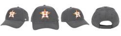 '47 Brand Houston Astros Charcoal MVP Cap
