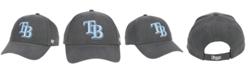 '47 Brand Tampa Bay Rays Charcoal MVP Cap