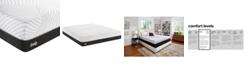 "Sealy Conform 10"" High Spirits Firm Memory Foam Mattress - Twin XL"
