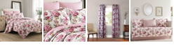 Laura Ashley Lidia Pink Quilt Collection