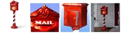 """National Tree Company National Tree 36"""" Santa's Mailbox"""