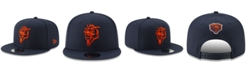 New Era Chicago Bears Logo Elements Collection 9FIFTY Snapback Cap