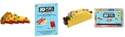 Areyougame 3D Pixel Pieces - Food Creations Activity Kit