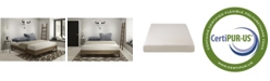 Ameriwood Home EveryRoom Aurora King Memoir 10 Inch Memory Foam Mattress