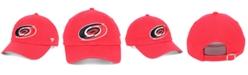 Authentic NHL Headwear Carolina Hurricanes Fan Relaxed Adjustable Strapback Cap