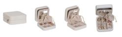Mele & Co Dana Faux Leather Jewelry Box