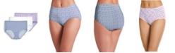 Jockey Elance Supersoft 3 Pack Cotton Brief Underwear 2073