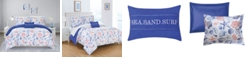 Chic Home Talulah 8 Piece Queen Bed In a Bag Duvet Set