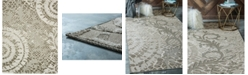 Bridgeport Home Pashio Pas3 Ivory 9' x 12' Area Rug