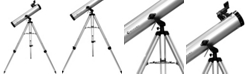 Barska 525 Power, 70076 Starwatcher Reflector Telescope, Az, Astronomy Software
