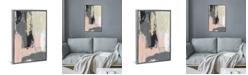 "iCanvas Pink-A-Boo Iii by Jennifer Goldberger Gallery-Wrapped Canvas Print - 40"" x 26"" x 0.75"""