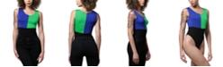 ARTISTIX Colorblock Bodysuit