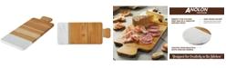 Anolon Teak & Marble Cutting Board