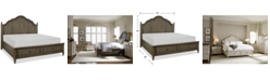 Furniture Barclay Queen Storage Bed