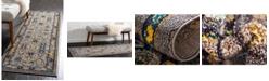 Bridgeport Home Sana San5 Gray Area Rug Collection