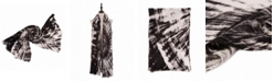 Glitzhome Tie Dye Scarf with Fringes
