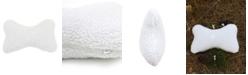 Carolina Pet Company Sherpa Bone Pillow Toy, Small