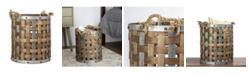 Crystal Art Gallery American Art Decor Bamboo Storage Basket