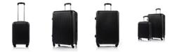 CHAMPS 2-Pc. Tourist Hardside Luggage Set
