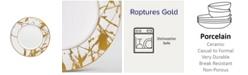 Noritake Raptures Gold Bread & Butter
