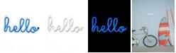 COCUS POCUS Hello LED Neon Sign