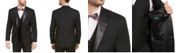 Lauren Ralph Lauren Men's Classic-Fit UltraFlex Stretch Black Peak Lapel Tuxedo Jacket