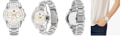 Tommy Hilfiger Women's Chronograph Stainless Steel Bracelet Watch 38mm