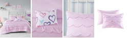 Mi Zone Sophia Scalloped 3-Piece Twin/Twin XL Comforter Set
