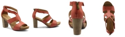 Adrienne Vittadini Women's Saha City Sandals