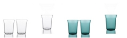 BOMSHBEE Angle Taper Double Old Fashioned Glasses - Set of 2