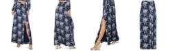 BCBGMAXAZRIA Floral-Print Skirt