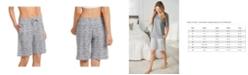 Jockey Everyday Essentials Cotton Bermuda Pajama Shorts