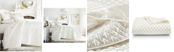 Hotel Collection Classic Cambria Full/Queen Coverlet