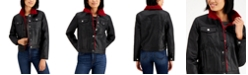 Jou Jou Juniors' Faux-Shearling Jacket