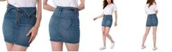 Kendall + Kylie Juniors' Jean Skirt