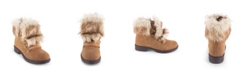 Wanted Women's Stratton Fuzzy Hiker Booties