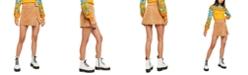 Free People Ari Wrap Mini Skirt
