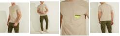 GUESS Men's Pocket Logo Graphic Tee