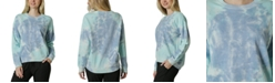 Ultra Flirt Juniors' Tie-Dyed Sweatshirt