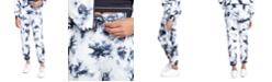 Splendid Juniors' Playa Tie-Dyed Jogger Pants