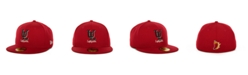 New Era Louisiana Lafayette Ragin' Cajuns 59FIFTY Cap