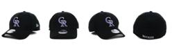New Era Colorado Rockies MLB Team Classic 39THIRTY Stretch-Fitted Cap