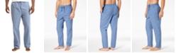 Nautica Men's Woven Plaid Pajama Pants