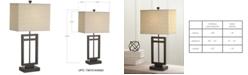 Kathy Ireland Pacific Coast Central Loft Table Lamp