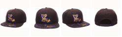 Zephyr LSU Tigers Stateline Snapback Cap