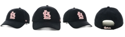 '47 Brand St. Louis Cardinals Navy Pink MVP Cap