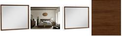 Furniture Oslo Landscape Mirror, Created for Macy's