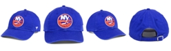 Authentic NHL Headwear New York Islanders Fan Relaxed Adjustable Strapback Cap